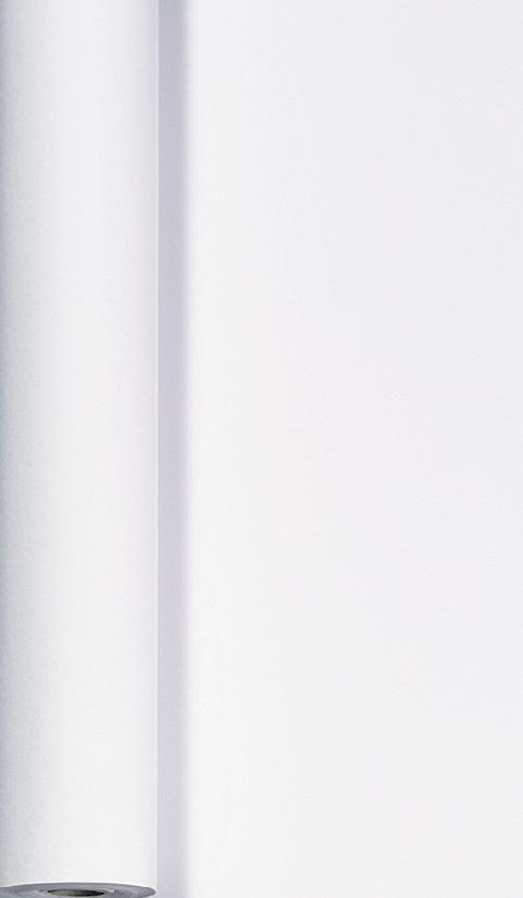 dunicel tischdecke 40x1 25m weiss 1 rolle ebay. Black Bedroom Furniture Sets. Home Design Ideas