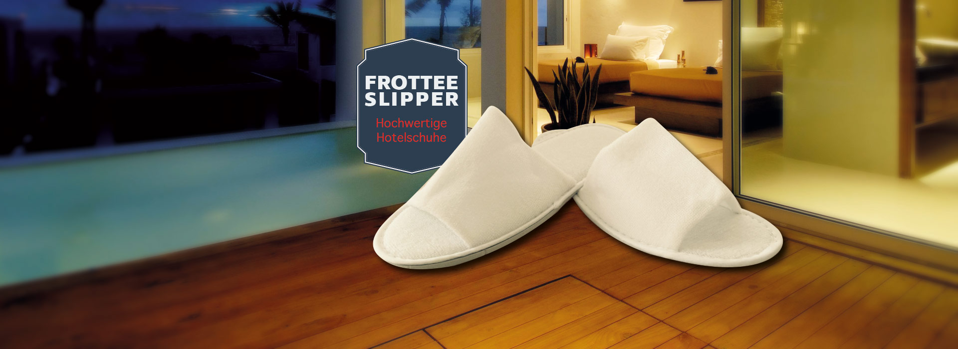 Teaser Frottee Slipper