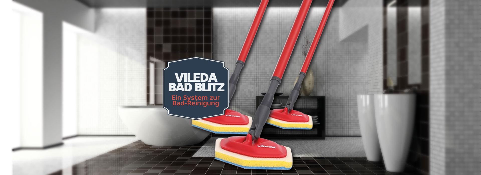 Vileda Bad Blitz System
