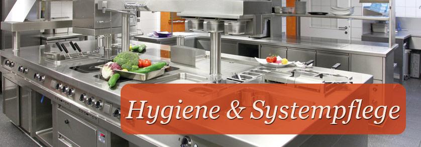 Hygiene & Systempflege